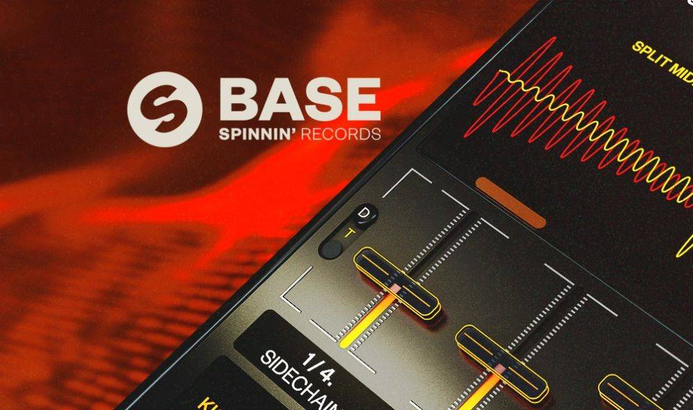 Be the first to try out the BASE by Spinnin' Records Plugin