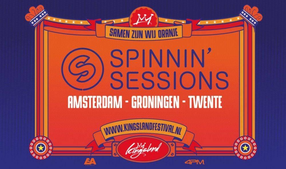 Spinnin' Sessions   Kingsland 2018